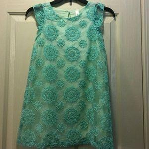 Cherokee Mint Dress